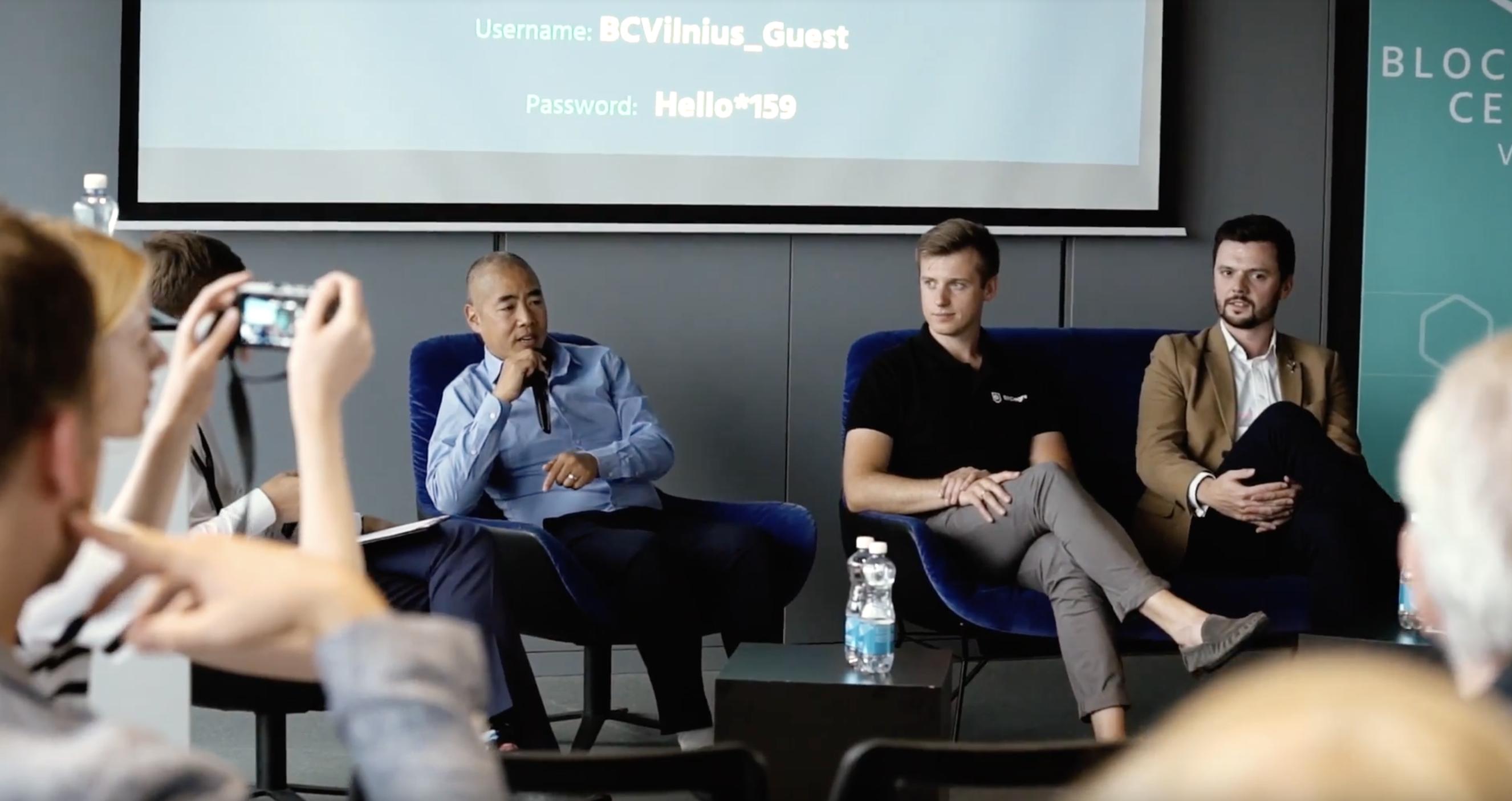 Vilnius Blockchain Week is over – what a blast!